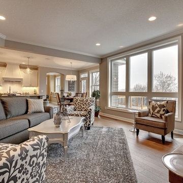 2015 Parade of Homes - Argenta Hills - Inver Grove Heights
