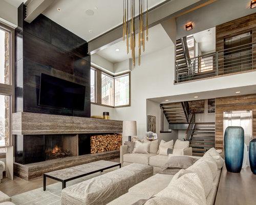 Ideas para salas de estar fotos de salas de estar for Sala de estar oscura