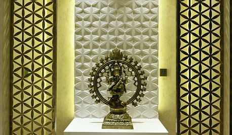 Divine Inspiration: 12 Puja Room Ideas for Tight Spaces