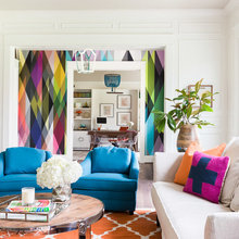 A Colorful Home