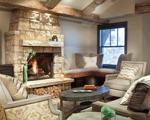 Fireplace Storage fireplace storage | houzz