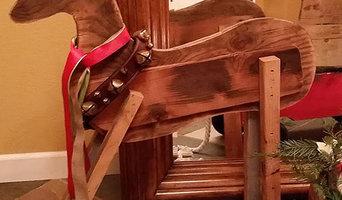 A Reclaimed Wood Christmas