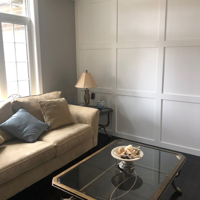 Accent Wall Transformation