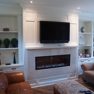 Accent Wall Wainscoting