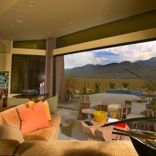 ALTA Palm Springs Model B Great Room