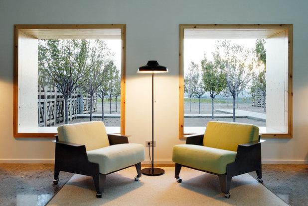 Nórdico Sala de estar by Roomservice Design Gallery