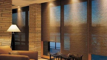 Alustra® Woven Textures Roller Shades