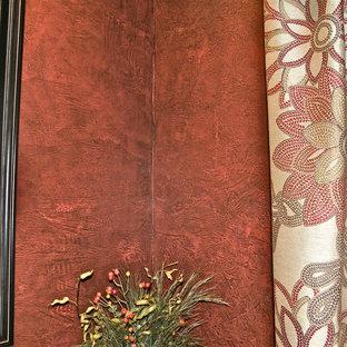 ジャクソンビルのエクレクティックスタイルのおしゃれなファミリールームの写真