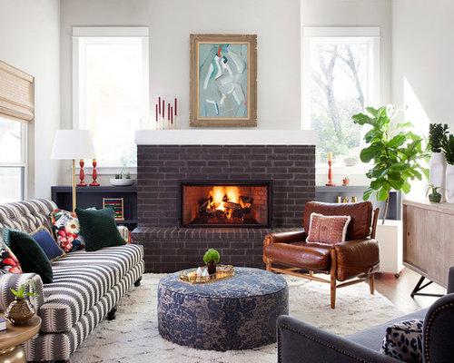 Midcentury Family Room Design Ideas Remodels Amp Photos Houzz