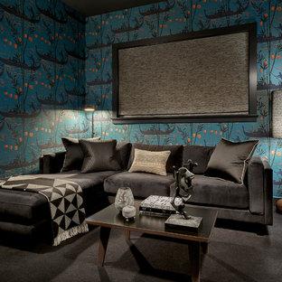 An Adventurous Home - Den/Lounge