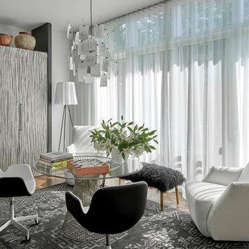 An Adventurous Home - Study/Morning Room