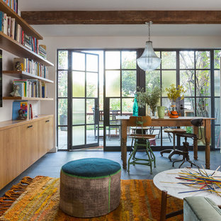 An Eclectic Family Home - Noe Valley, SF