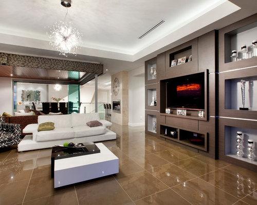 Living Room Wall Unit | Houzz
