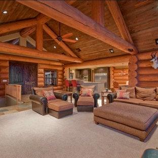 Arizona Log Home
