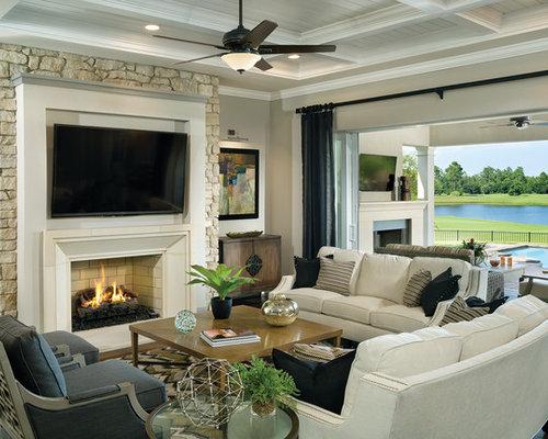 Model home interior designers