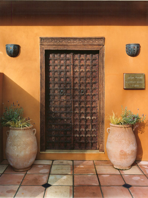 Moroccan Door Home Design Ideas Pictures Remodel And Decor
