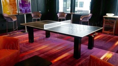 Atlanta Sky Lounge Custom Ping Pong Table