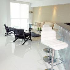 Modern Family Room by Guimar Urbina   KIS Interior Design