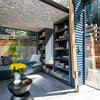 Una nueva cabaña en el jardín para relajarse y disfrutar leyendo