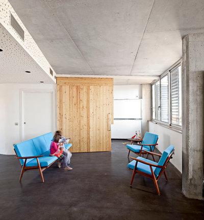 Contemporáneo Sala de estar by Lagula Arquitectes