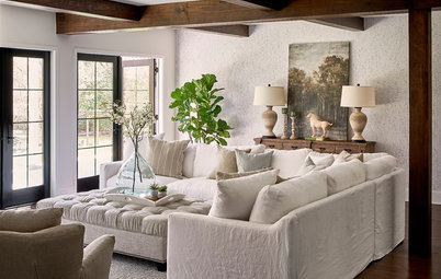 Houzz Tour: Casually Chic in North Carolina