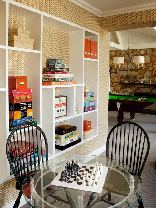 Adult game room ideas home design ideas pictures remodel for Family game room ideas