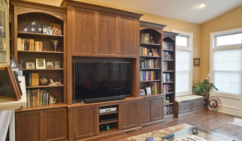 Bar and entertainment cabinets