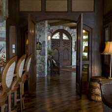 Traditional Family Room by Marie Meko, Allied ASID
