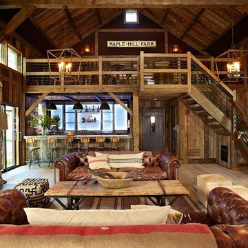Barn and Entertainment/Music Performance Space