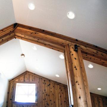 Barn Loft Family Room
