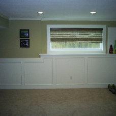 Family Room by KC Basement Finishing