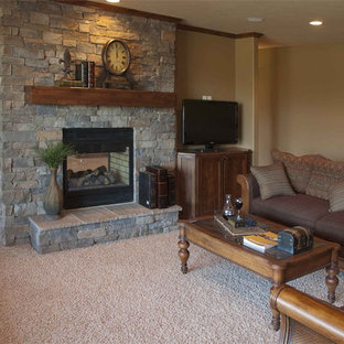 Basement View-Out Family Room