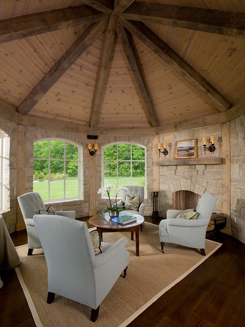 Octagon Room Houzz