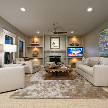 Beach House Restyle on the Water