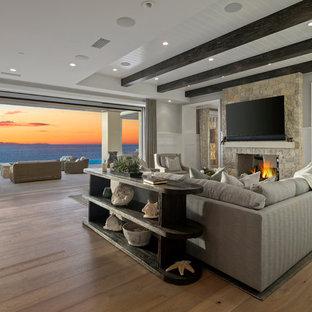 Beach View Custom Home