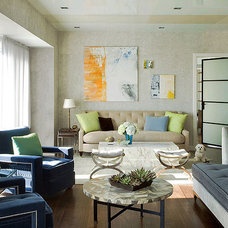 Eclectic Family Room Beautiful rooms