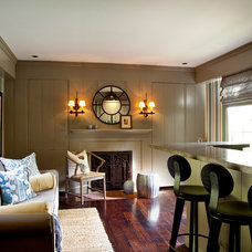 Traditional Family Room by Cynthia Marks - Interiors