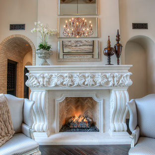 Best Fireplace Surrounds in States by Fratantoni Interior Designers!