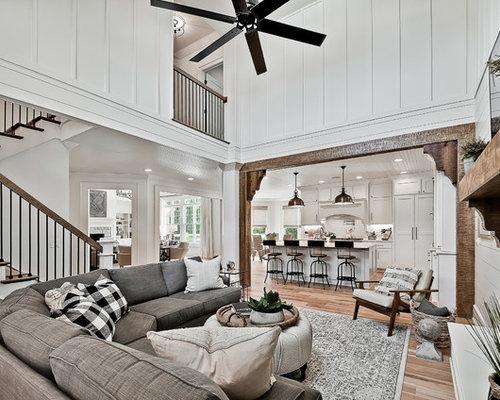 Ideas para salas de estar fotos de salas de estar de for Decoracion estilo americano