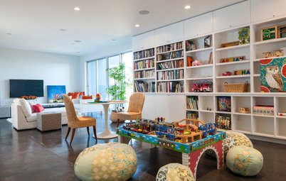 How to Live With Toys When You Don't Have a Playroom