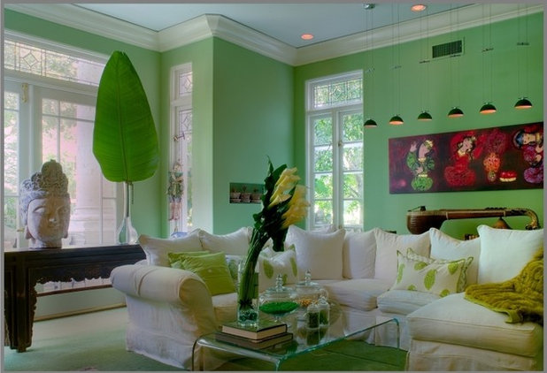 Living Room Green Paint how to pick the right green paint