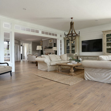 Bona® Hardwood Floor Finishing and Care Systems