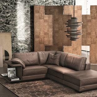 Bond Sectional Sofa by Gamma Arredamenti