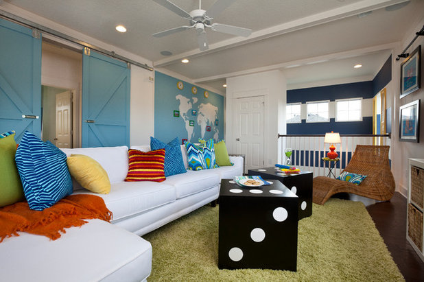 Fun Rooms 15 fun features for family rooms