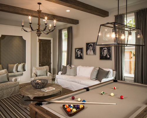 best pool table room design ideas remodel pictures houzz