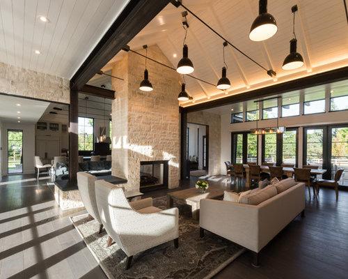 Ideas para salas de estar fotos de salas de estar modernas for Sala de estar oscura