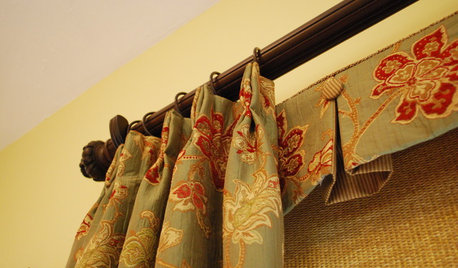 Get Gorgeous Drapes with Classic Pinch Pleats
