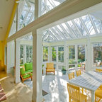 Boyce English Conservatory Addition Traditional Family