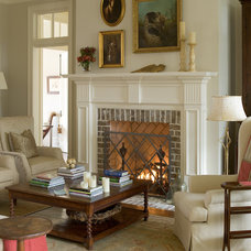 Traditional Family Room by Spivey Architects, Inc.