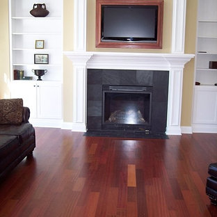 Brazilian Cherry Quartersawn Flooring - Wisconsin